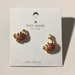 Kate Spade shore thing earrings